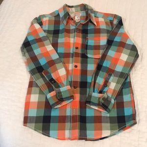 Carter's shirt size 7